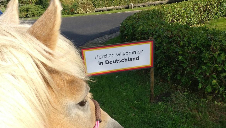 Wilkommen in Deutschland